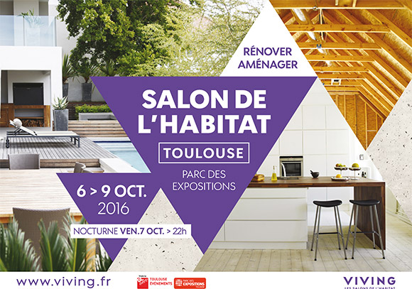 affiche-salon-habitat-viving-toulouse-octobre-2017