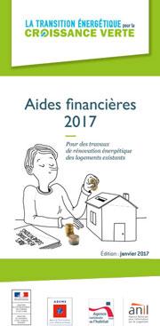 Téléchargez le guide Aides Financières 2017