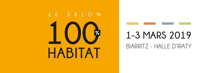 l 39 association promotelec soutient le salon 100 habitat du 1er au 3 mars 2019 biarritz halle. Black Bedroom Furniture Sets. Home Design Ideas