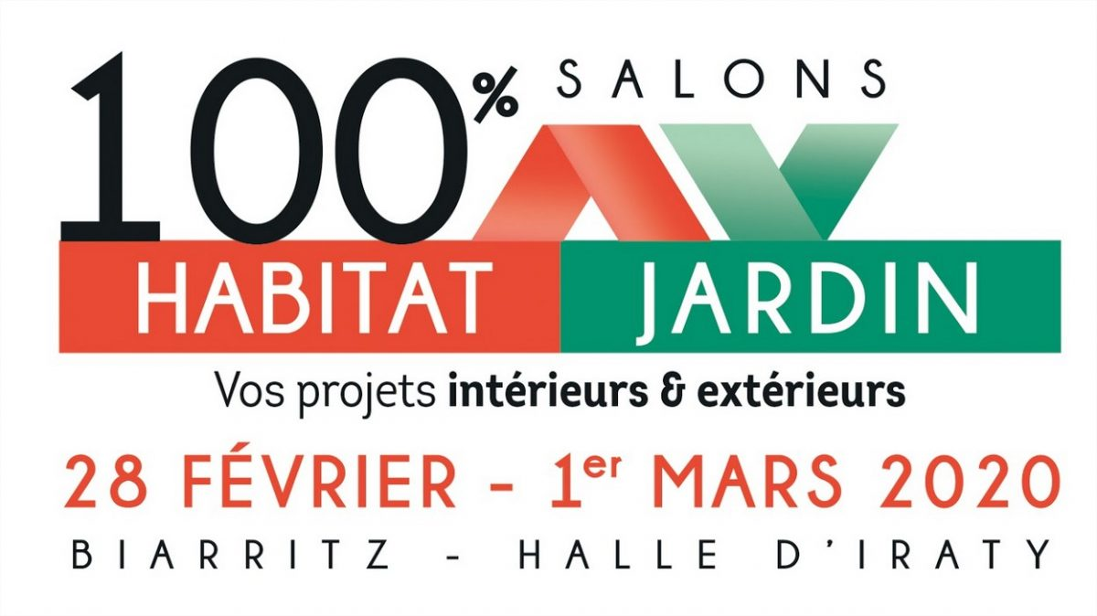 100% Habitat 2020 logo