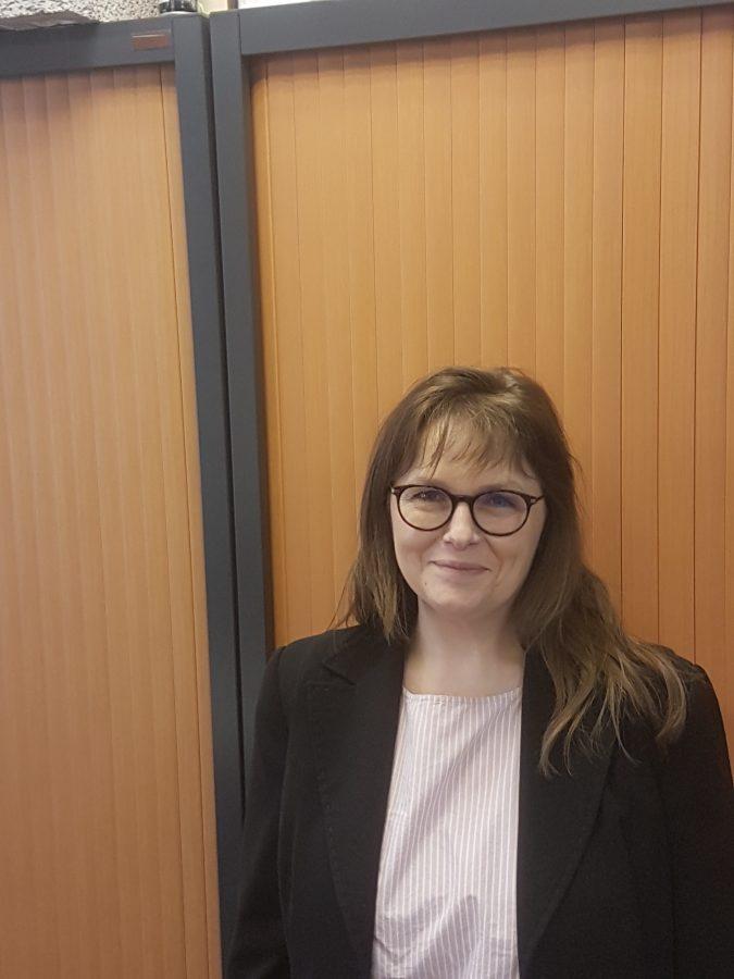 Nathalie Riché, responsable du Pôle Etude Énergétique et Environnement chez IE Conseil