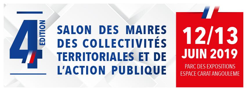 salon des maires angoulême 2019