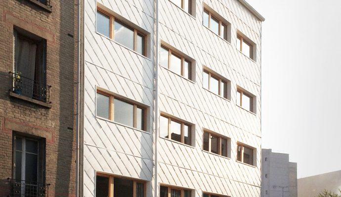 GRAAM construction neuve logement collectif