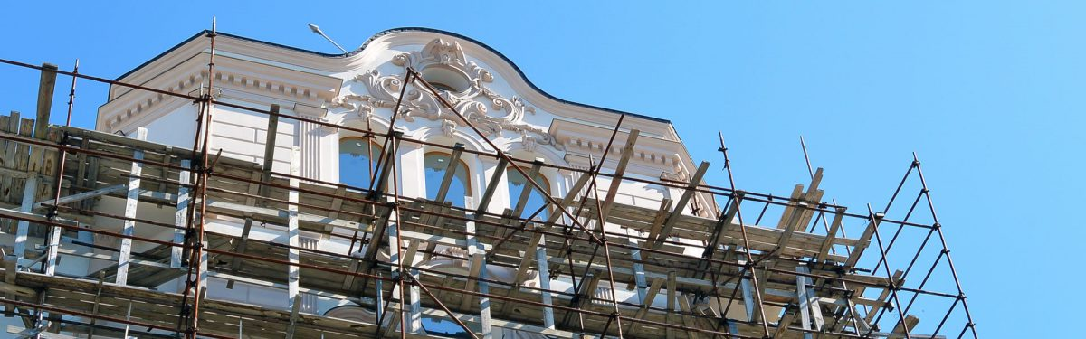 Rénovation des bâtiments publics