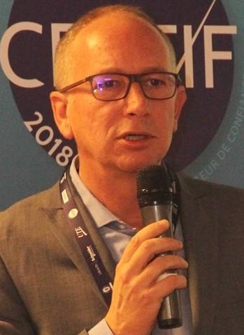Photo de Pierre Selva Vice Président de l'ASEC